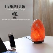 Himalayan Salt Lamp Bulbs by Hand Carved Natural Crystal Lamp