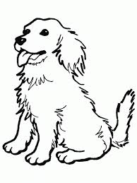 Dog Pictures To Color Free Coloring Pages Printable 96878