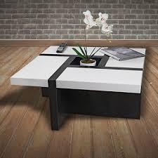 couchtisch beistelltisch stubentisch sofatisch wohnzimmer tisch weiß schwarz ebay