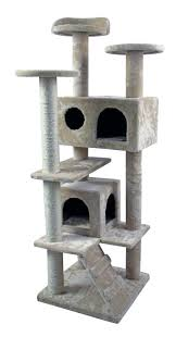 cat stairs hidingcattree 50 tower furniture scratch post kitty pet house