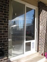 Doggie Door Insert For Patio Door by Patio Ideas Sliding Screen Pet Door With Patio Door Design Ideas