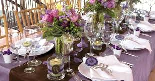 Wedding Reception Table Ideas Choosing Your Color Scheme Centerpieces Budget