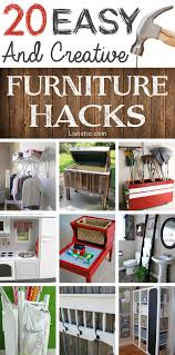 Easy DIY Furniture Makeovers And Ideas A Lot Of Repurposed Thrift Store Projects Chalk