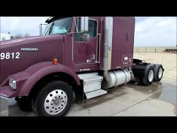 1998 Kenworth T800 Semi Truck For Sale | Sold At Auction February 19 ...