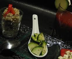 que cuisiner que cuisiner avec des restes de courgettes de poivrons et de jus de