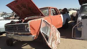 100 1972 Dodge Truck 72DO7757C Desert Valley Auto Parts