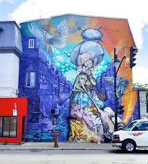 Most Famous Mural Artists by Mural Festival 2016 U2013 All The Creations From The Street Art