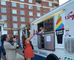 Southern Foodways Symposium Emphasized Diversity At The Table ... New Yorkers Heart The Big Gay Ice Cream Truck A Rebranded Gives Out Free Ice Cream And Reventing The Truck Menu At York Guide Mitzie Mee Brief History Of Mental Floss Line Continues Shop Opens Urbanfoodguy Power Nyc Youtube Spotlight Douglas Quint On How Became A Doug S Makes Its Debut Appearance Cakeyboi Heaven In Infiltrated Middle Americas Freezers Gq Pay Visit Not Your Average Dessert
