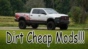 100 Trucks For Cheap 2 INTERIOR Mods My Truck YouTube
