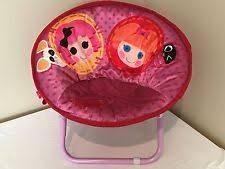 idea nuova toddler mini saucer kids cing chair ebay