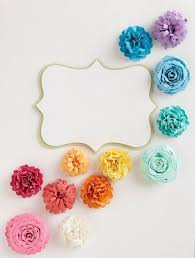 Welcoming Spring Flower Crafts