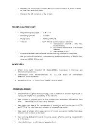Sample Resume For Telecom Manager Also Resume Team Lead Change