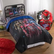 Minecraft Bedding Walmart by Power Rangers U0027band Together U0027 Bedding Sheet Set Walmart Com