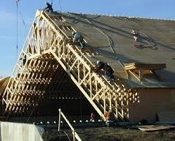 long span wood truss design