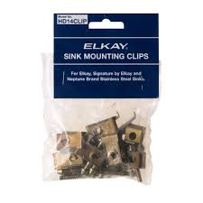 Elkay Extra Long Kitchen Sink Installation Clips HD14CLIPXL The