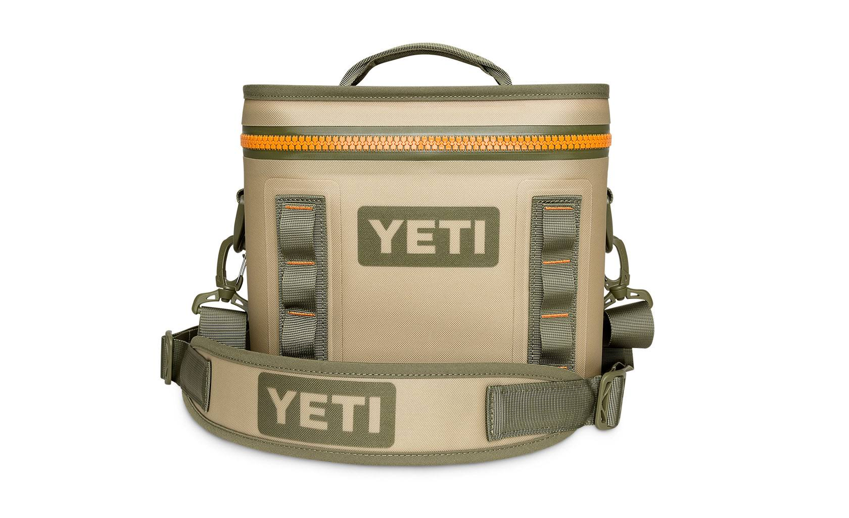 Yeti Hopper Flip 8 Cooler - Field Tan
