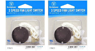 Hampton Bay Ceiling Fan Speed Problem by Angelo Brothers 77021 3 Speed Fan Switch Hunter Ceiling Fan