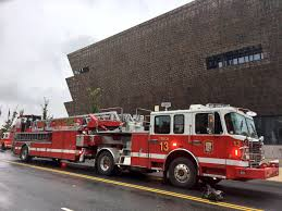 100 Fire Truck Museum DC And EMS On Twitter Update NMAAHC Under Control No