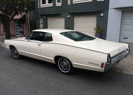 One-Family 390 Driver: 1968 Mercury Monterey Fastback | Bring A Trailer Best North Jersey Craigslist For Sale Wanted Cars Trucks By Owner Ct Free Cars Classic Best Car 2017 Dallas Fort Worth Image Of Sckton Sf Bay Area By And Long Island Truck Arena 1985 Toyota Corolla Used And New 20 Macon Phoenix A Guide To Florida On Ltt Warning 1986 Crx Offtopic Red Pepper Racing Seattle