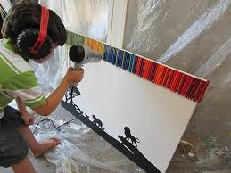 Crayon Art 2413 By MichelleKPhoto On Flickr