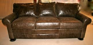 Ethan Allen Bennett Sofa by Ethan Allen Leather Sofas Furniture Ethan Allen Leather Sofa