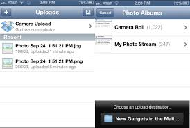 How To Automatically Upload s To Dropbox from Your iPhone