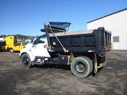 100 F650 Ford Truck 2012 FORD DUMP TRUCK FOR SALE 11414