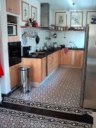 sol de cuisine carrelage pour sol de cuisine plans deconception carreau de sol en