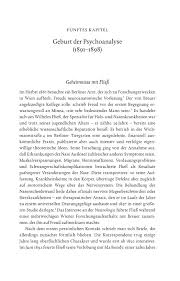 fünftes kapitel geburt der psychoanalyse 1891 1898 ebook