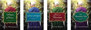 An Amish Christmas Love Is A Delightful Holiday Collection Featuring New Stories By Bestselling Authors Beth Wiseman Amy Clipston Ruth Reid