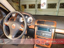 100 G5 Interior Pontiac 20072009 Dash Kits DIY Dash Trim Kit