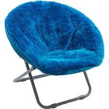 Impressive Furniture Decorating Blue Chair Papasan Cushion Chairs Design Circle Round Wicker
