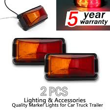 2 X LED SIDE CLEARANCE MARKER LIGHTS LAMP INDICATOR CAR TRUCK ... Led Clearance Marker Lights 4x Fender Bed Side Smoked Lens Amber Redfor Whdz 5pcs Yellow Cab Roof Top Running Everydayautopartscom Ford Bronco Ii Ranger Pickup Truck Set Of 2 X 24v 24 Volt Amber Orange Side Marker Light Position Truck Amazoncom Ijdmtoy Peterbilt Led Free Download Wiring Diagrams Lights Installed Finally Enthusiasts Forums Xprite Black Cab Over America On Twitter Trucking Hello From Httpstco