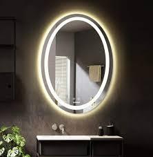 led badspiegel beleuchtung touch sensor schalter bad