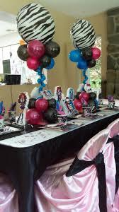 idées de décorations high pour un anniversaire réussi