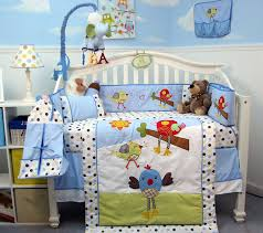 Baby Cribs Bedding Baby Boy Airplane Crib Set