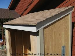 Cheap Shed Roof Ideas by Lean To Shed Plans Easy To Build Diy Shed Designs