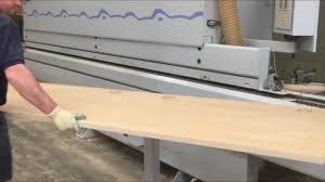 used brandt kdf650 edgebander scott sargeant woodworking