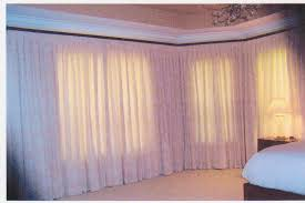 traverse rod curtains curtain design ideas