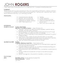 A Perfect Resume Sample Templates Example Layout