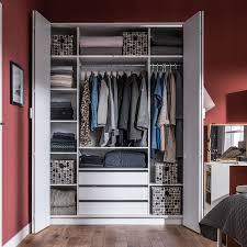 4 Door Wardrobe Interior Designs 4YOU BI FOLD 4 DOOR WARDROBE