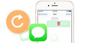 How to Retrieve Deleted Text Messages from iPhone 7 6 5 4