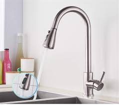 Kitchen Faucet Water Bad Küche Kitchen Faucet Pull Out Sink Water Tap Gold