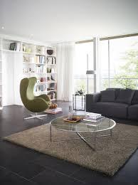 moderne wohnzimmer ideen schlicht aber individuell