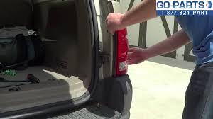 replace 2001 2005 ford explorer light bulb how to change