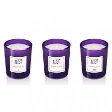 bougies parfumees pas cheres mugler coffret bougies parfumées pas cher news parfums