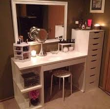 Micke Desk With Integrated Storage Hack by Best 25 Ikea Hack Desk Ideas On Pinterest Legs For New Residence