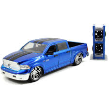 JUST TRUCKS ® 1:24 Diecast W14 2014 Ram 1500 - Candy Blue FREE 2-5 ...