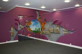 Shell 3D Illusion Wall Art