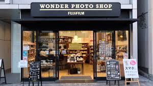 100 Fuji Studio WONDER PHOTO SHOP FUJIFILM